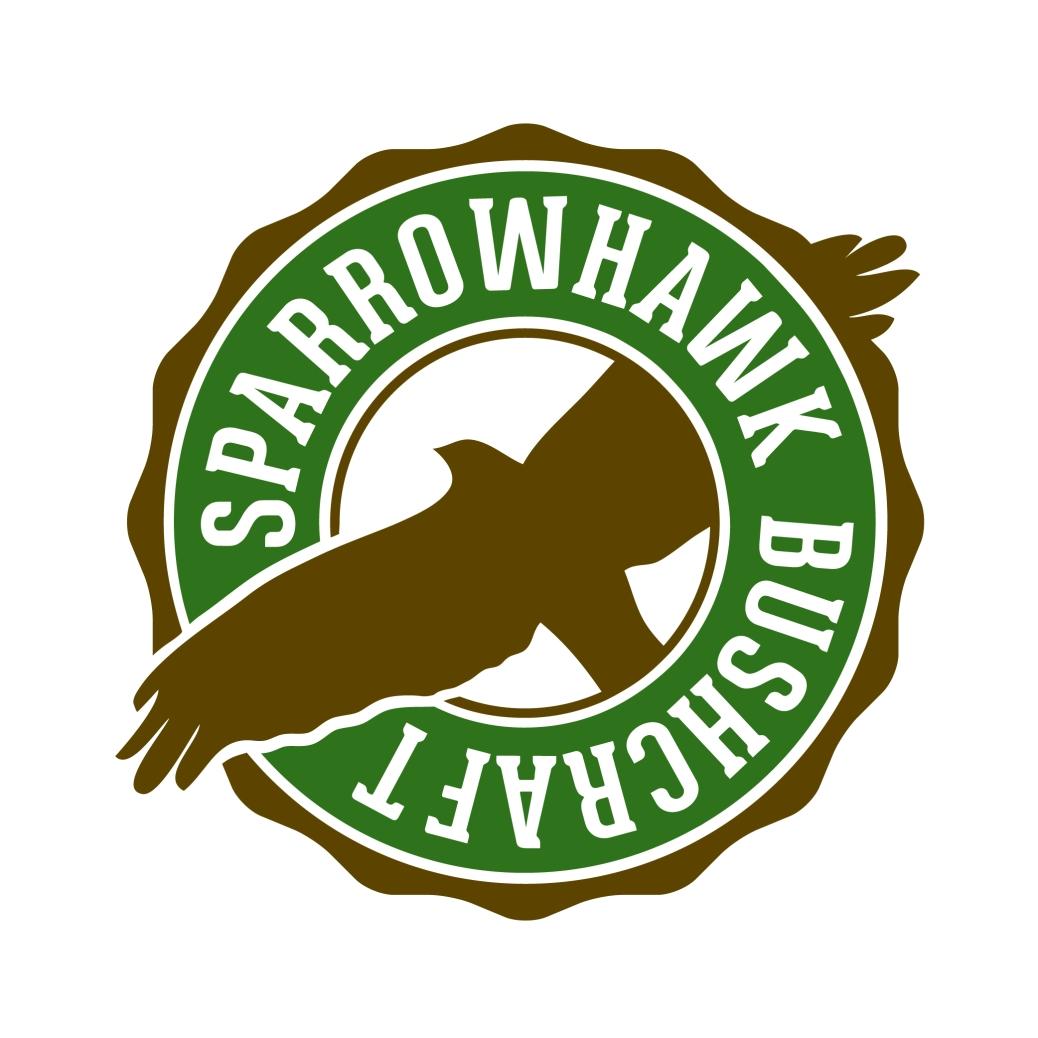 Logo Sparrowhawk Bushcraft